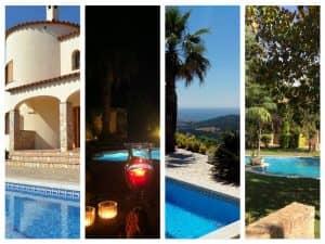 Costa Brava vakantiehuizen huren
